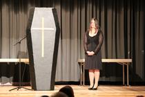 Sandra Dittrich - Dialog mit ihrer toten Mutter