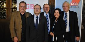 Neujahrsempfang 2018 in Lindau