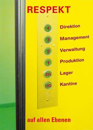 2. Motiv der Kampagne des DGB Augsburg zu den Betriebs- und Personalratswahlen 2014