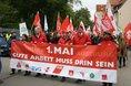 1. Mai in Augsburg